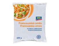 ARO Zeleninová směs francouzská mraž. 6x400g