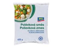 ARO Směs zeleninová polévková mraž. 6x400g