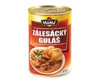 Hamé Zálesácký guláš hotové jídlo 4x415g