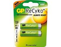 Baterie GP ReCyko+ PRO HR6 AA 2ks