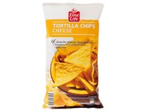 Fine Life Tortilla Chips sýrové 1x200g