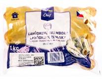 Metro Chef Brambory prané lahůdkové CZ 25/35 typ B přílohové čerstvé 1x1kg