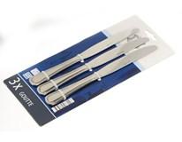 Nůž jídelní Metro Professional Goutte 3ks