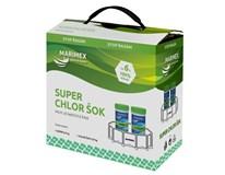 Desinfekce Marimex Super Chlor Šok 2x0,9kg 1ks