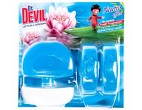Dr. Devil WC blok tekutý Lotus Lagoon 3x55g