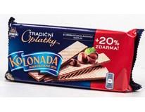 Opavia Kolonáda oplatky oříško-čokoládové 1x140g +20%
