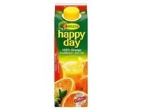 Rauch Happy Day Pomeranč s dužinou 100% džus 12x1L
