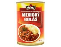 Hamé Mexický guláš hotové jídlo 4x415g
