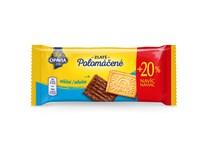 Opavia Zlaté polomáčené sušenky mléčné 1x120g
