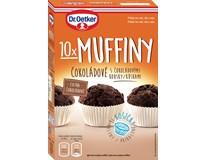 Dr.Oetker Muffiny čokoládové směs na přípravu těsta 4x300g