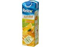Relax Fruit Drink pomeranč nápoj 12x1L