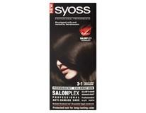 Syoss Barva na vlasy 3-1 tmavě hnědá 1x1ks