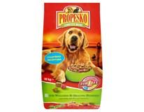 Propesko Granule jehněčí+rýže+zelenina pro psy 1x10kg