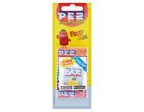 PEZ Play Fruit Mix Štangličky ovocné 6x8,5g