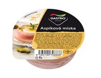 Aspiková miska chlaz. 3x150g