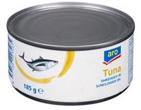 ARO Tuňák drcený v rostlinném oleji 6x185g