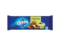 Orion Čokoláda mléčná s pistáciovou náplní 1x240g