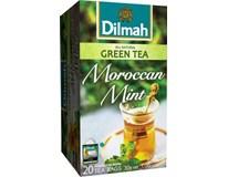 Dilmah Čaj zelený Moroccan Mint 1x30g