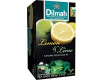 Dilmah Čaj černý citron/limetka 1x40g