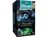 Dilmah Čaj černý borůvka/vanilka 1x40g