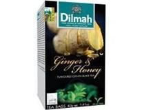 Dilmah Čaj černý zázvor/med 1x40g