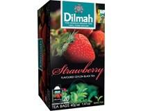 Dilmah Čaj černý jahoda 1x40g