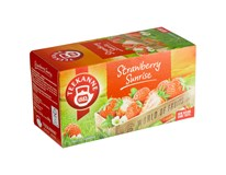 Teekanne Čaj Strawberry Sunrise šťavnatá jahoda 3x50g