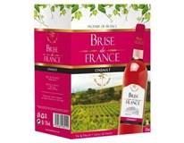 Brise de France Rosé 4x3L BiB