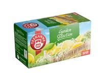 Teekanne Čaj Garden Selection černý bez/ citron 3x45g