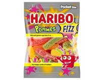Haribo Pommes F!ZZ/ Hranolky Želé kyselé s ovocnými příchutěmi 6x100g