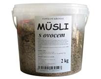 Bonavita Müsli zapékané s ovocem 1x2kg