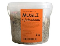 Bonavita Müsli zapečené s jahodami 1x2kg