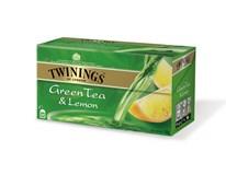 Twinings Čaj zelený s citronem 1x40g