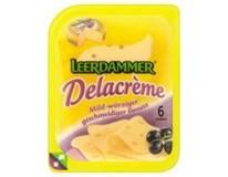 Leerdammer Delacréme sýr plátky chlaz. 1x150g