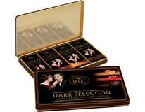 Kolekce hořkých čokolád 1x120g plech