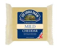 Mild white cheddar sýr 48% chlaz. 1x200g