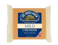 Mild coloured cheddar sýr 48% chlaz. 1x200g