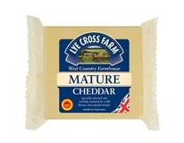 Mature coloured cheddar sýr chlaz. 1x200g