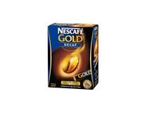 Nescafé Gold decaf sticks káva instantní bezkofeinová porce 25x2g