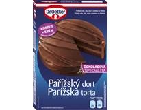 Dr.Oetker Pařížský dort 1x550g