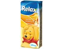 Relax Disney Multivitamin 25% nápoj 27x200ml