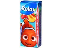 Relax Disney Jahoda+jablko+broskev 20% nápoj 27x200ml