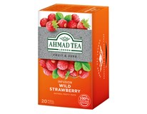 Ahmad Tea Wild Strawberries tea ovocný čaj 1x40g