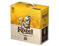 Velkopopovický Kozel světlé výčepní pivo 8x500ml vratná láhev