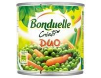 Bonduelle Hrášek s mrkví 6x400g