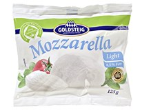 Goldsteig Mozzarella light chlaz. 1x125g
