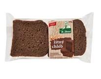 Hradecká pekárna Chléb žitný s dýňovými a sluneč.semínky bal. kráj. 1x400g