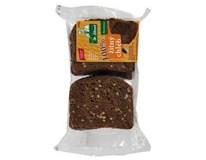Hradecká pekárna Chléb žitný balený krájený 1x400g