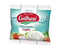 Galbani Mozzarella light sýr chlaz. 1x125g