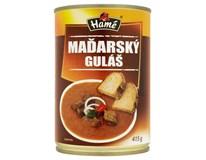 Hamé Maďarský guláš hotové jídlo 4x415g